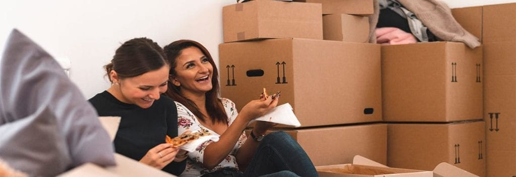 Moving house: get covered with temporary car and van insurance